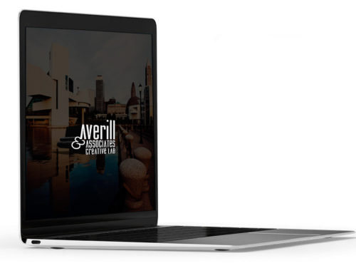 Averill & Associates Creative Lab Launches New Website